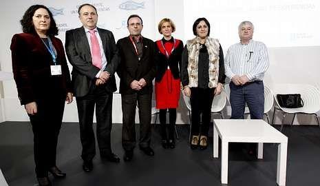 Do Campo, López Varela, Parga, Castro, Rodríguez y Varela.
