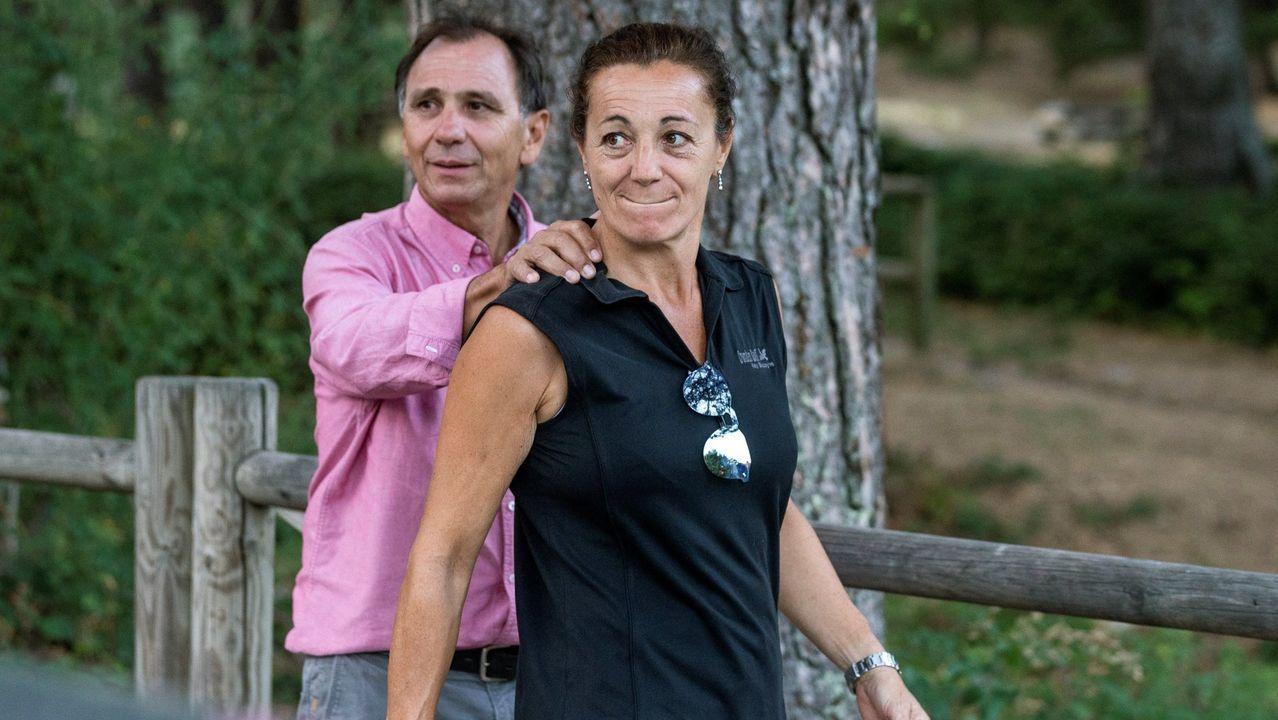 Lola Fernández Ochoa: «El caso es que Blanca no está y da igual cómo haya sido»