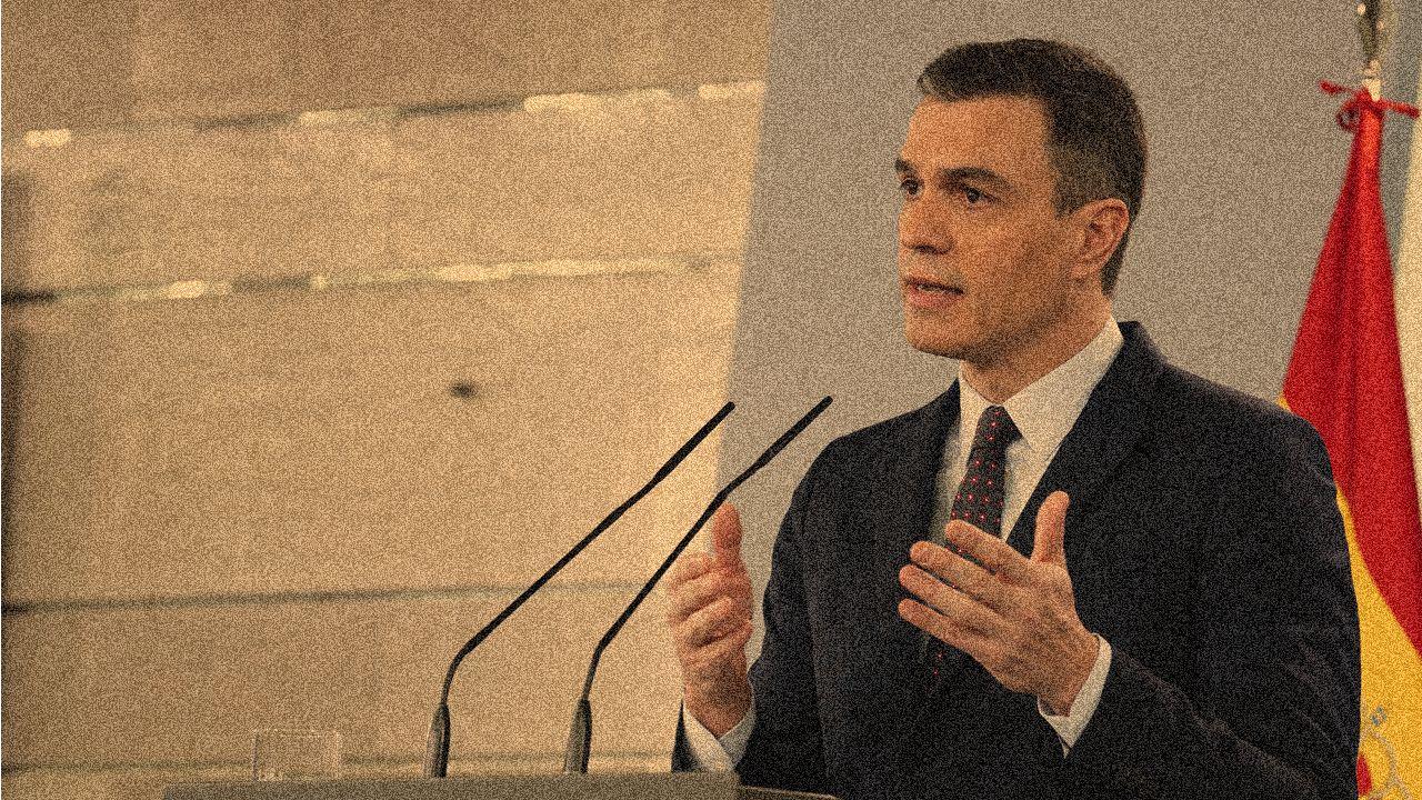 Paseos controlados y responsables de los menores de 14 años a partir del domingo.Sánchez preside el Consejo de Ministros Extraordinario celebrado en Moncloa el 26 de abril
