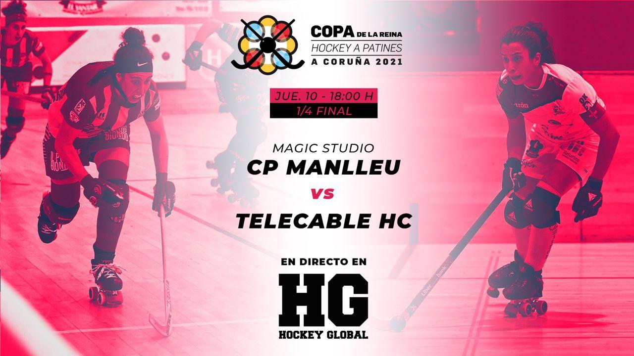 El Deportivo Liceo, campeón de la Copa del Rey de hockey sobre patines