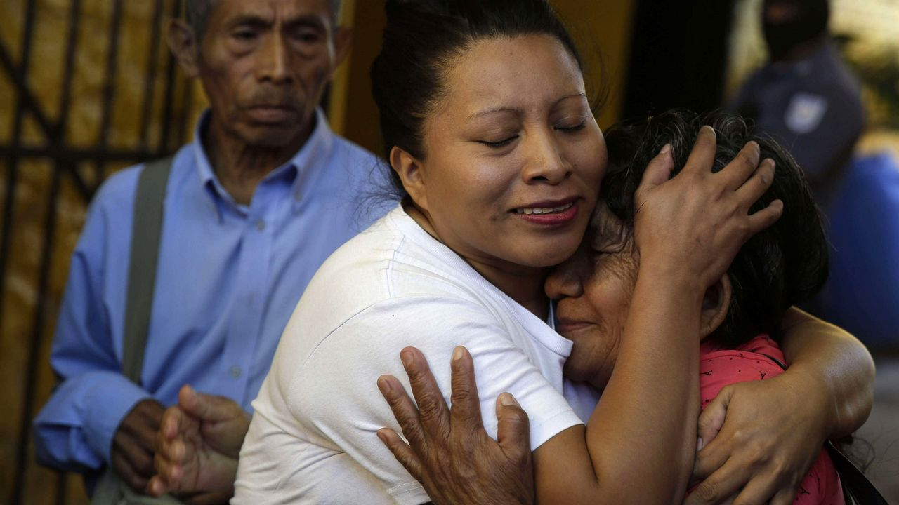 Teodora Vásquez está libre tras once años en prisión por un aborto