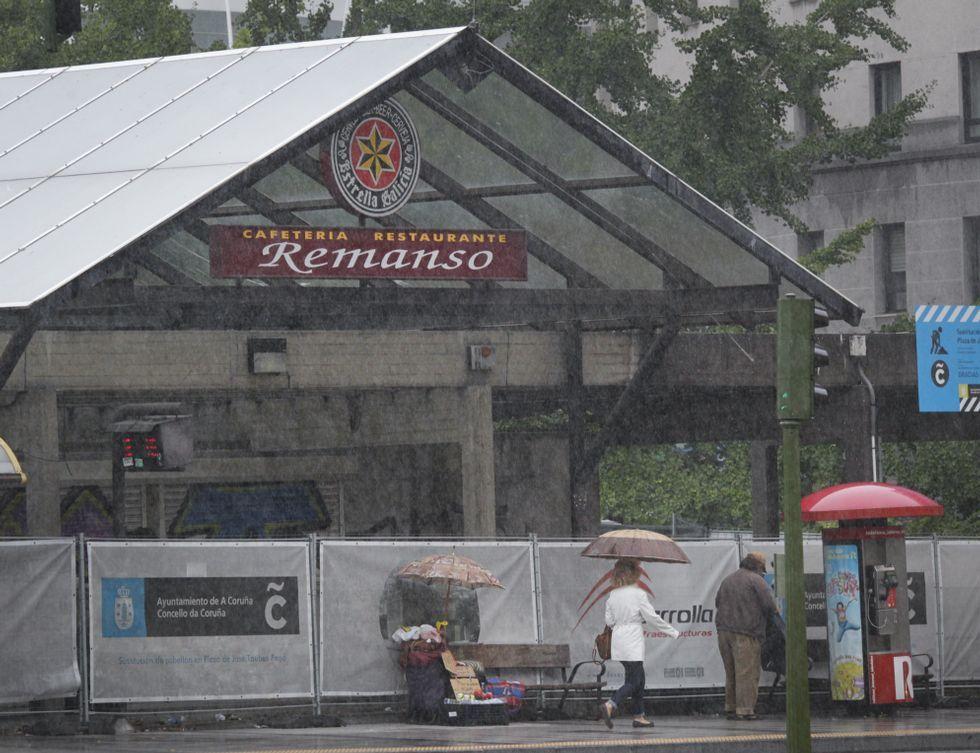 El Remanso lleva meses cerrado y vallado a la espera de una reforma.