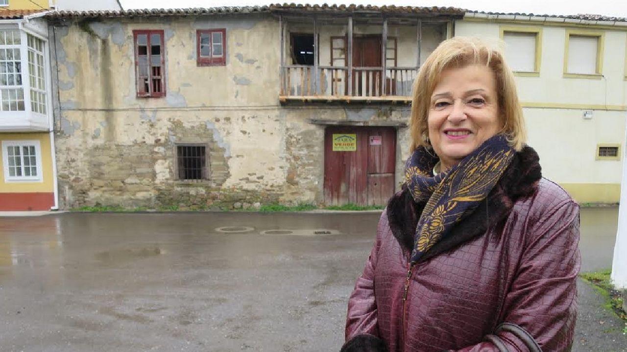 Voz Natura en el colegio Torre-Cela de Bueu.Aida Menéndez di que o Camiño de Inverno segue despertando cada vez máis interese, a pesar da pandemia