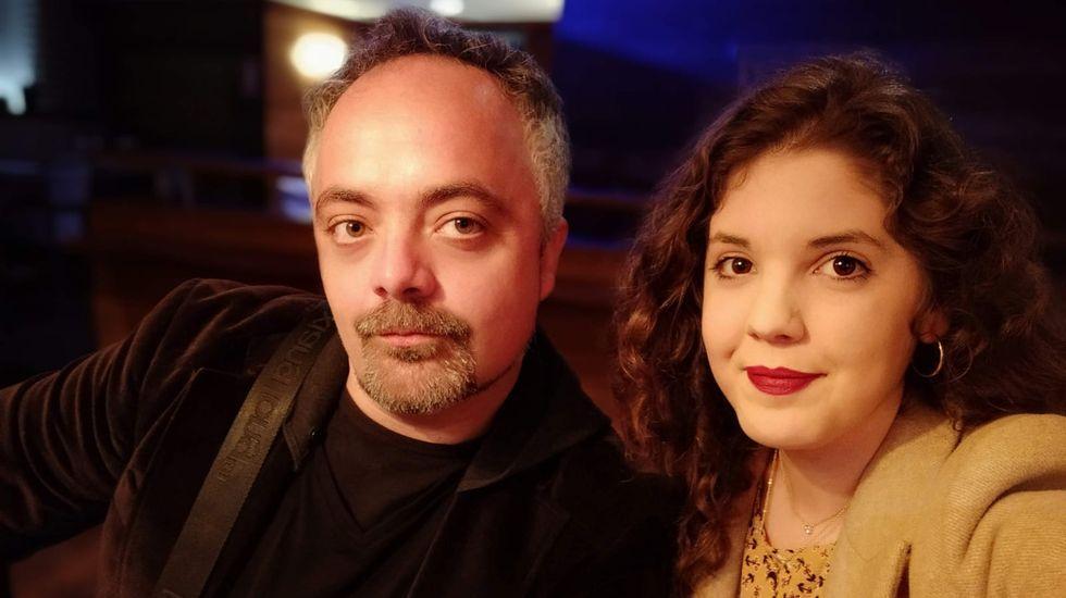 Borja López y Nerea Iglesias actúan en el Clavicémbalo