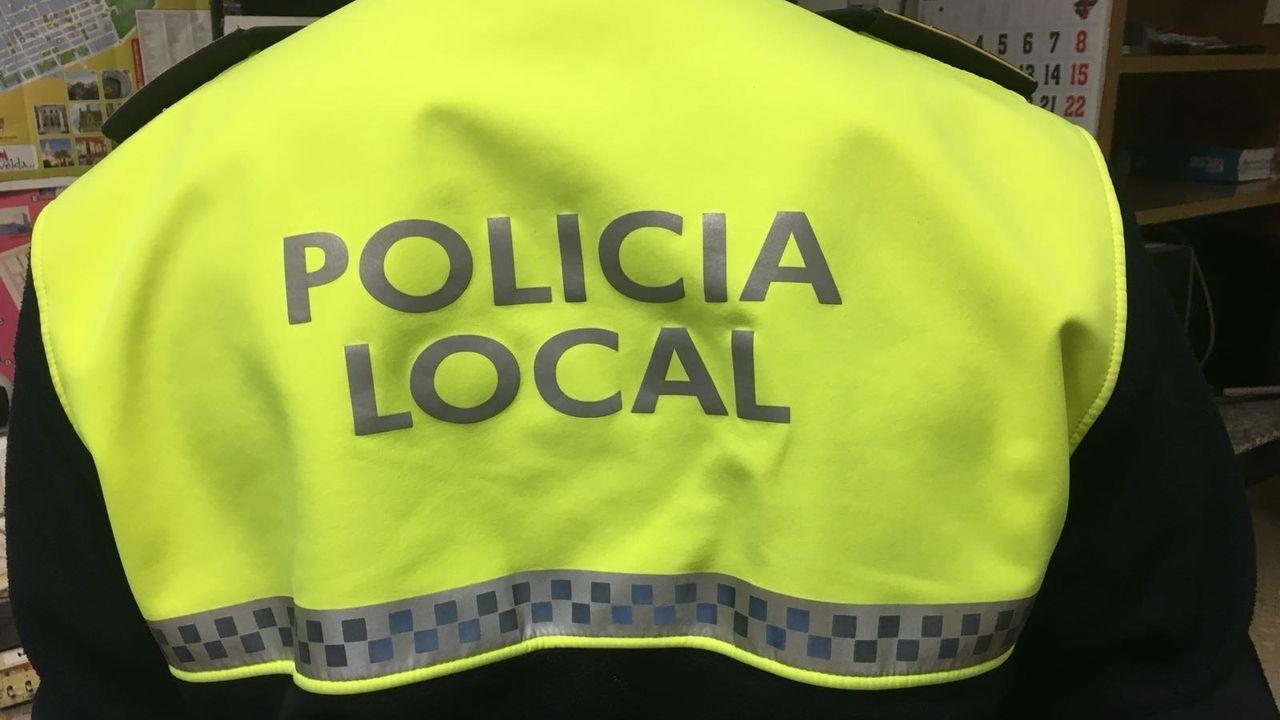 alvedro.Imagen de archivo de la Policía Local de Novelda