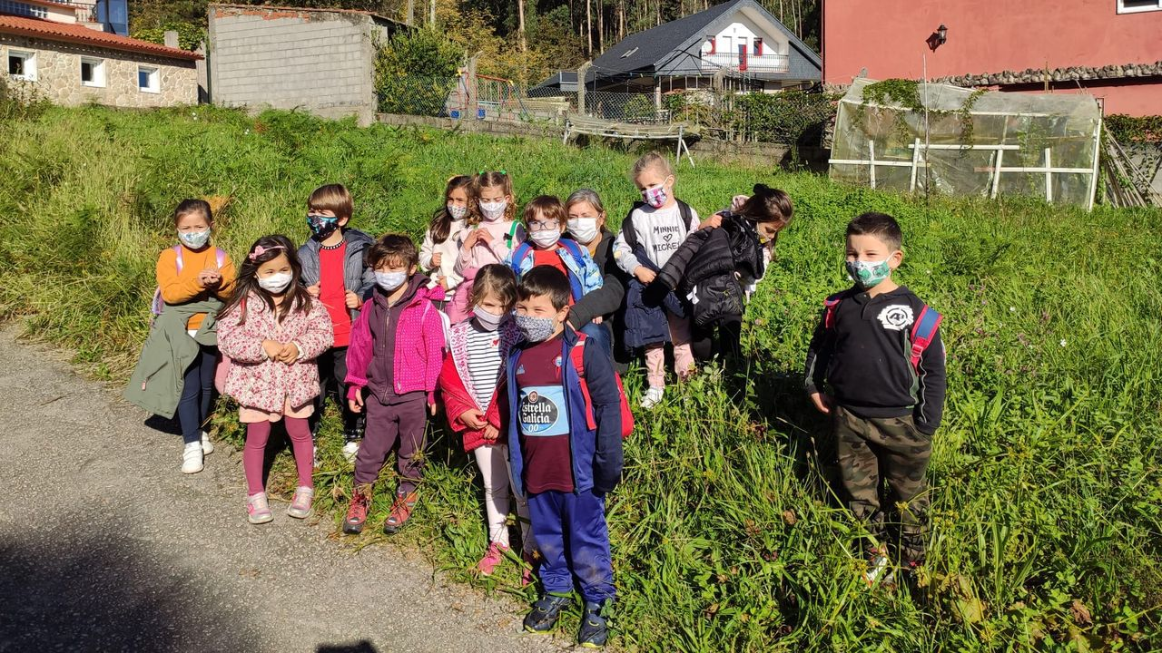 Voz Natura, colegio de Rivadavia