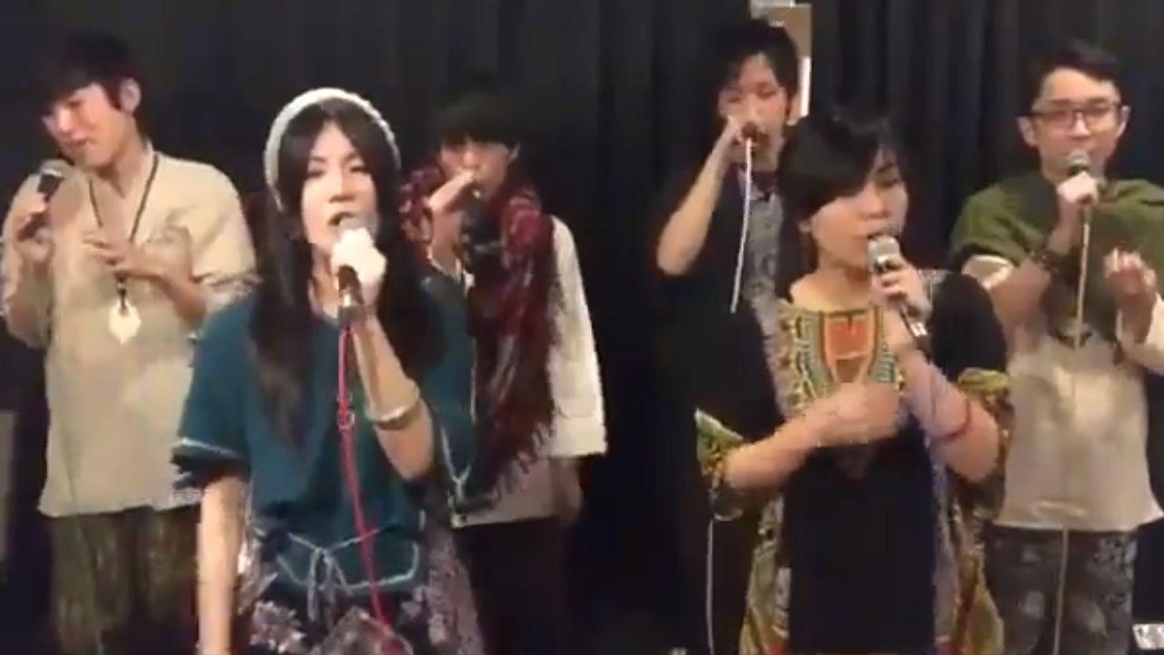 Un grupo japonés versiona Ribaseyana, de Corquiéu