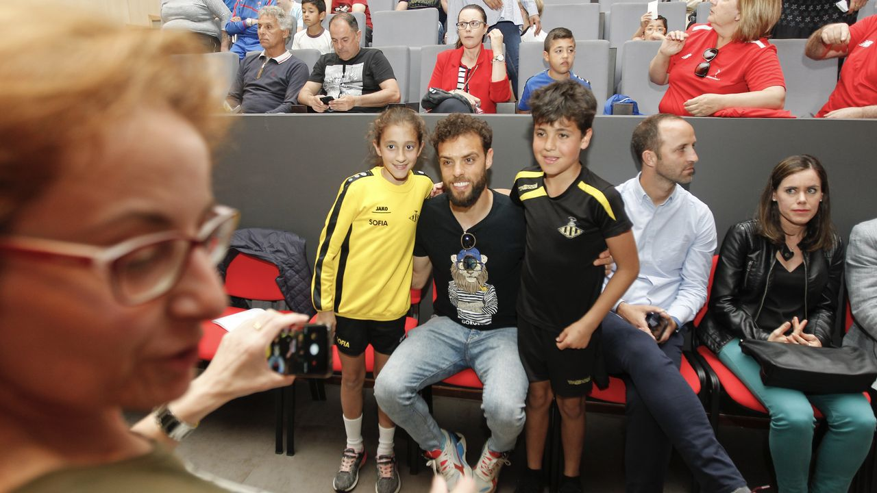 Primera jornada del Arousa Fútbol 7