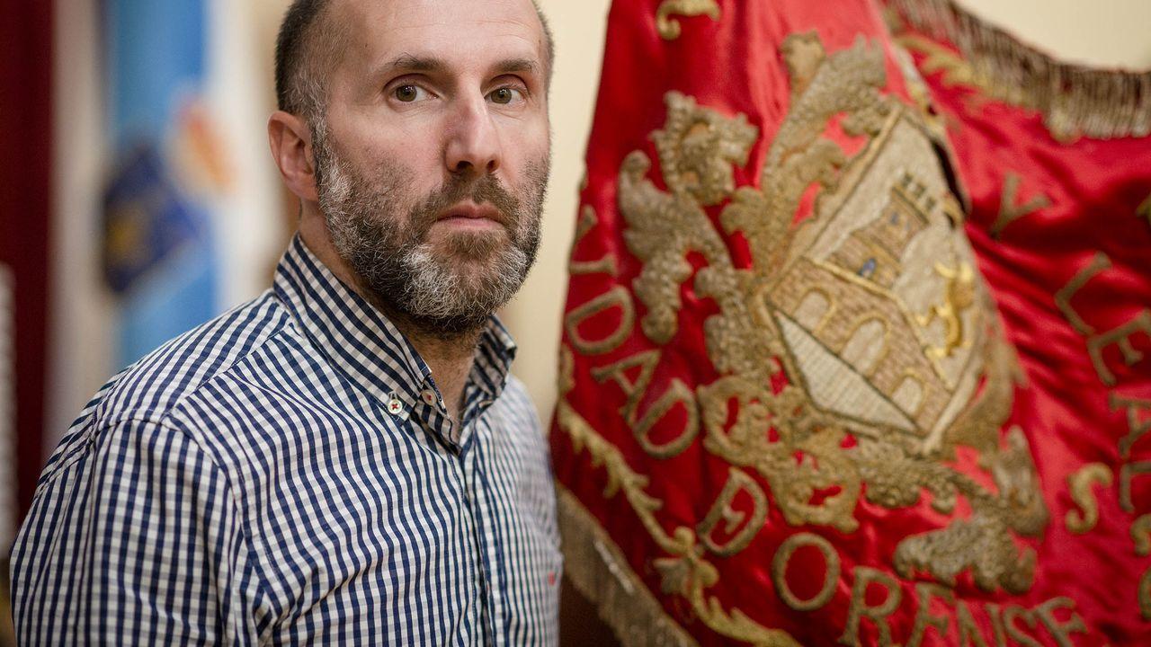 Entrevista a Gonzalo Pérez Jácome.Tomás Guitarte, único diputado de Teruel Existe en el Congreso