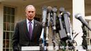 Bloomberg, a su salida de la Casa Blanca en tiempos de Obama