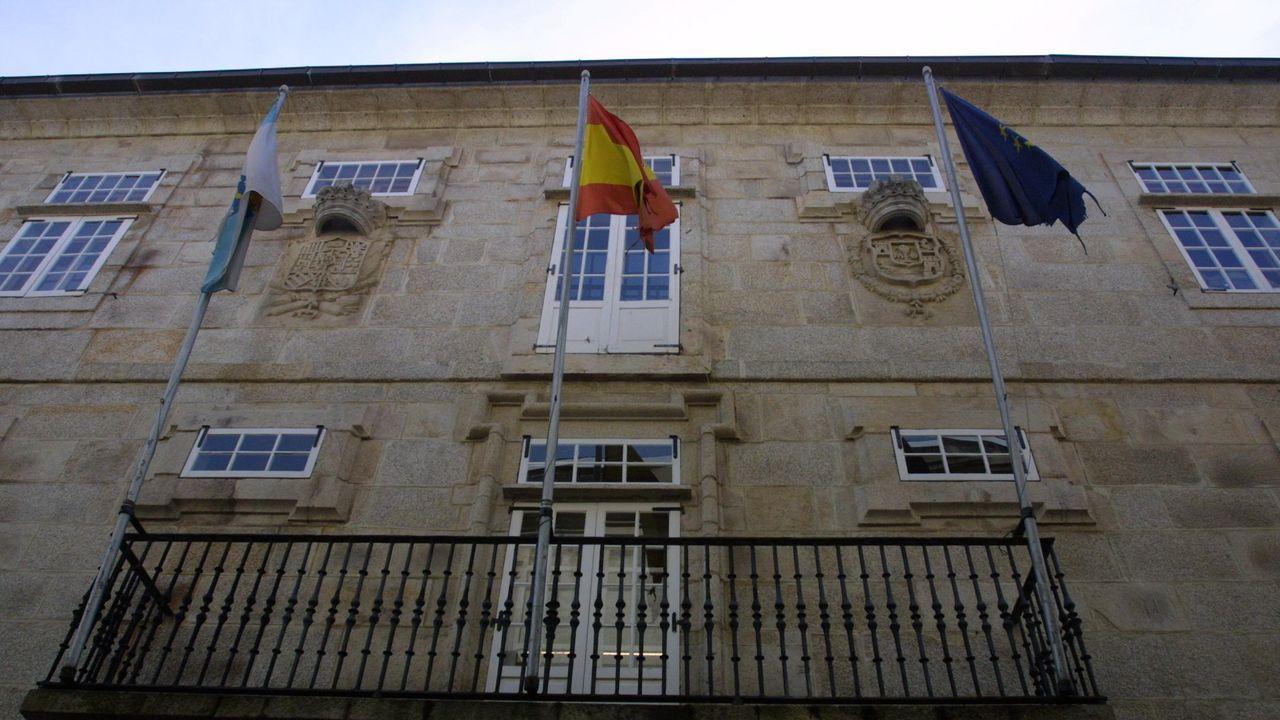 Inauguración de la nave de Verdinas de Galicia en Mondoñedo