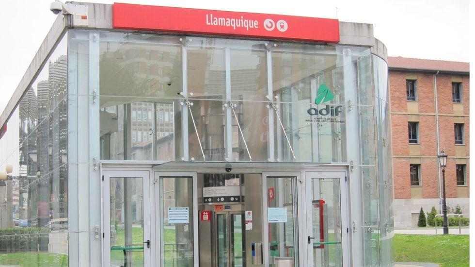Policía Local Langreo.Estación de Llamaquique en Oviedo