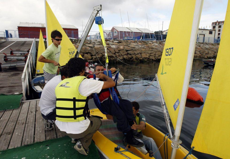 Las pruebas tendrán lugar en aguas de la bahía coruñesa.