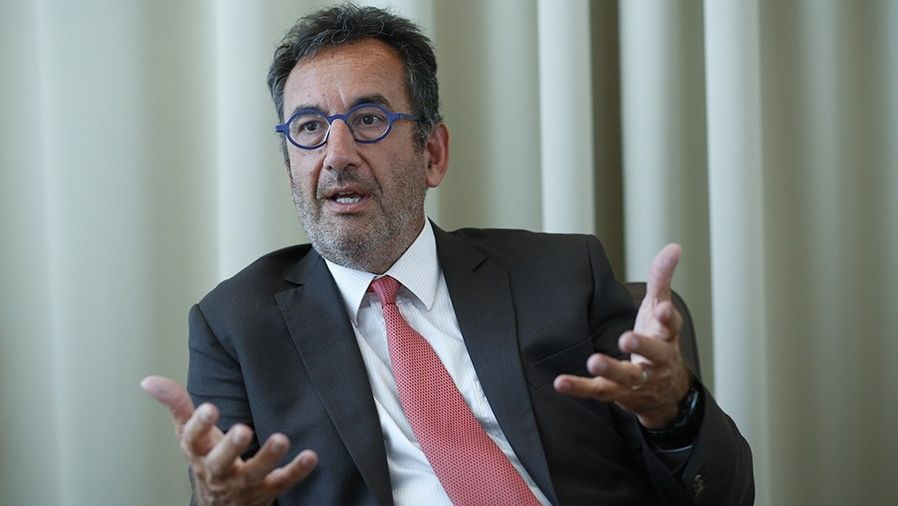 Pablo Echegaray Busto es gerente de Garaysa Montajes Eléctricos