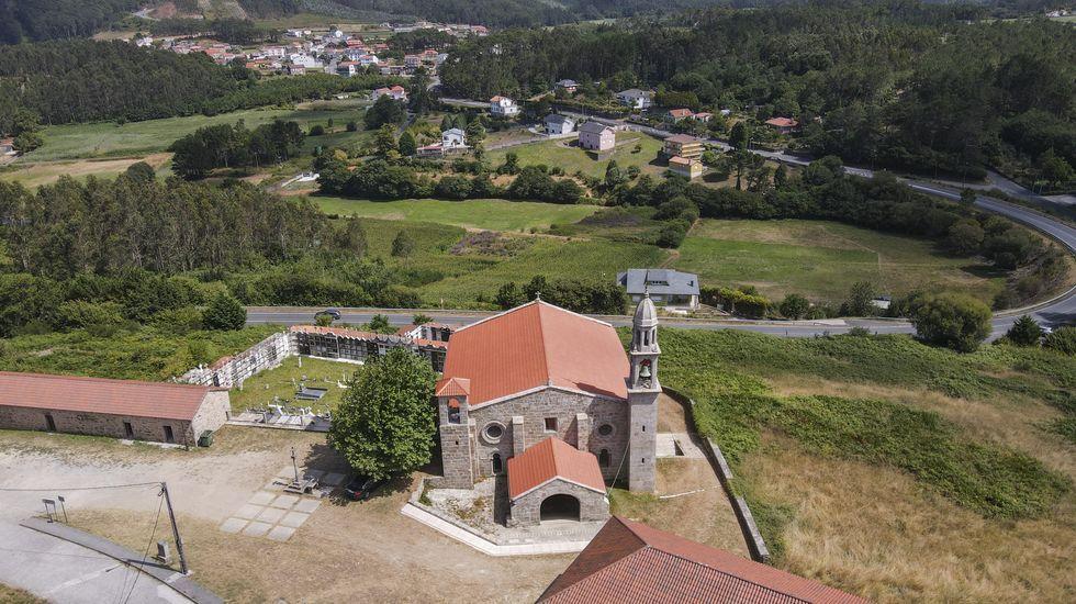 San Xián de Moraime (Muxía)