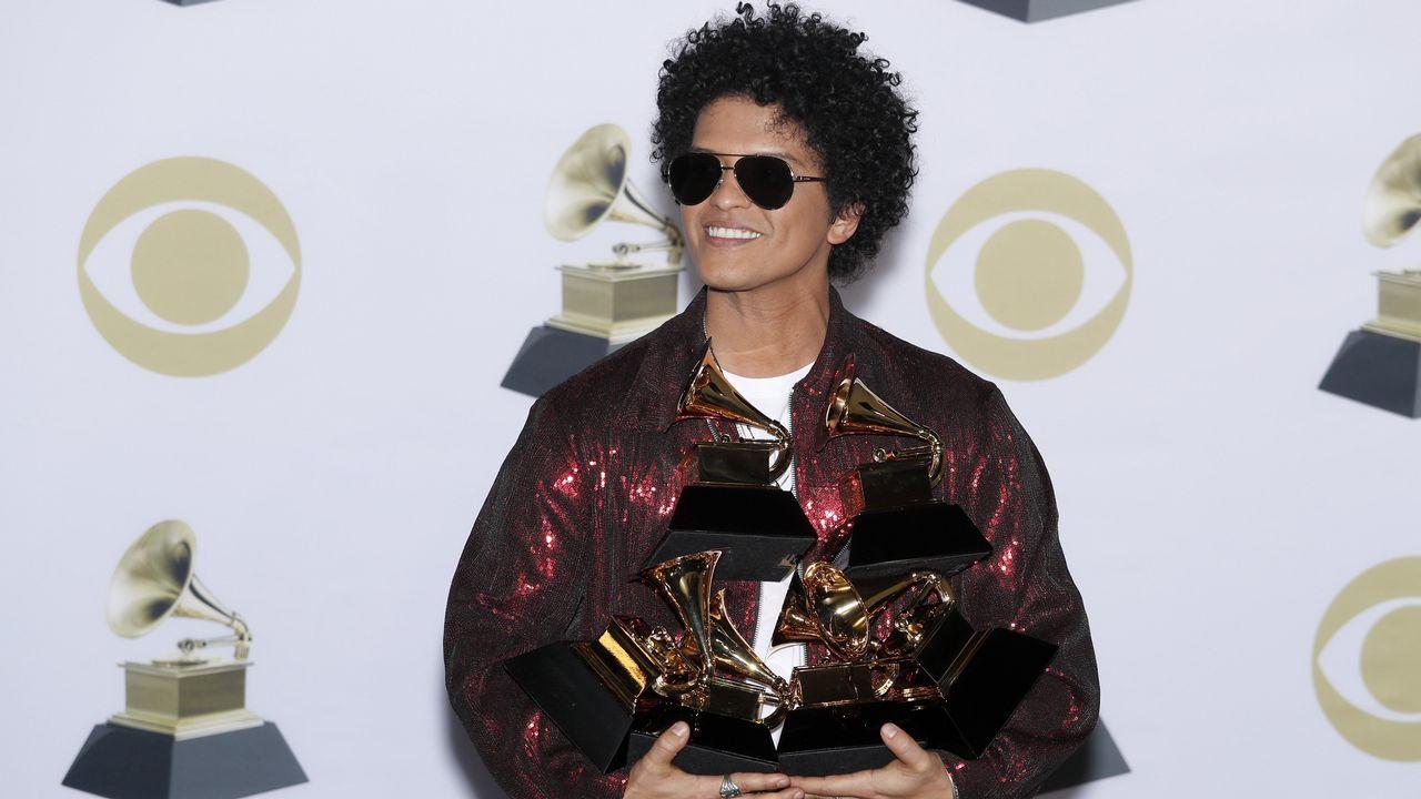 Los momentos más memorables de los premios Grammy.MELENDI, EN CONCIERTO