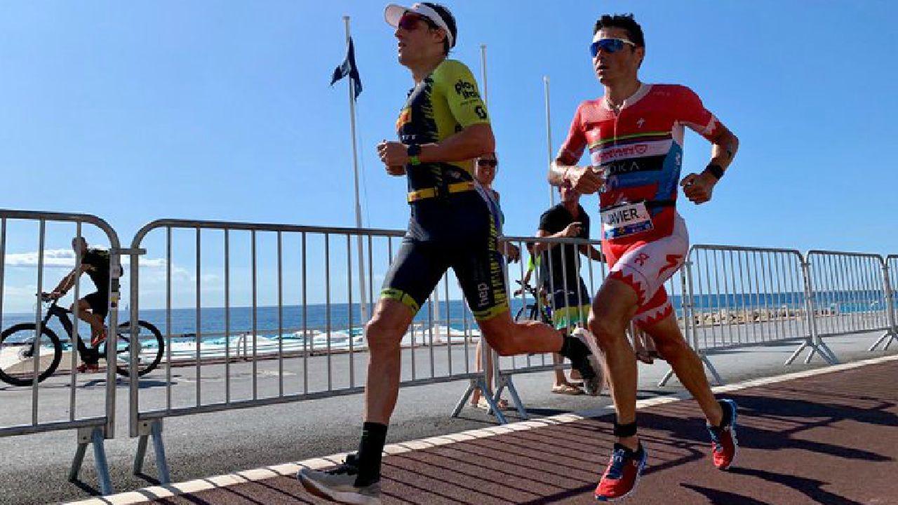 IRONMAN 70.3 Cascais Portugal 2019.triatlón