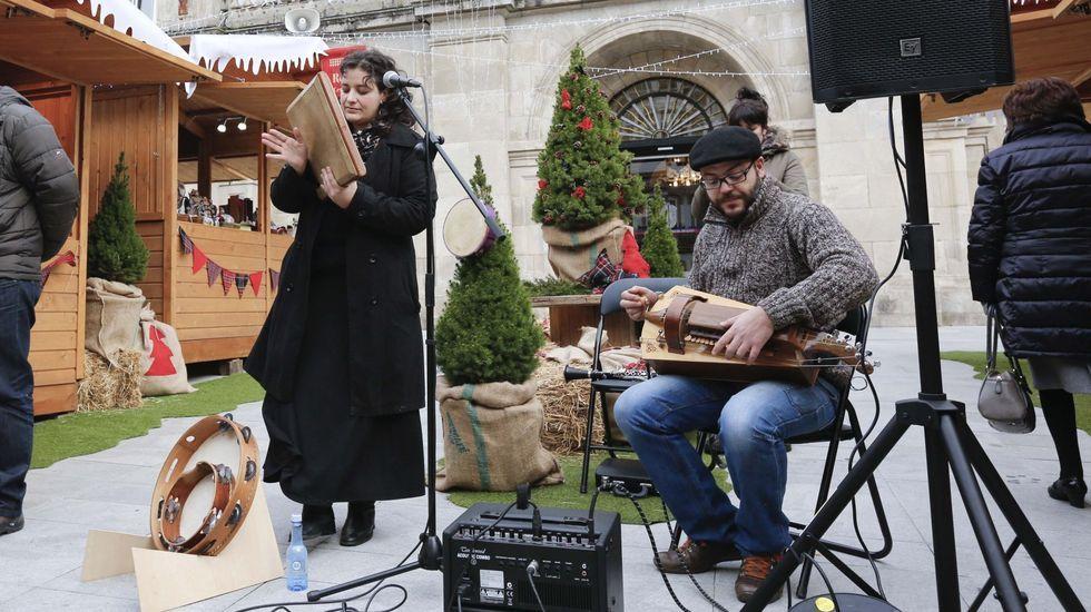 Branca Villares y Pablo Pintor participarán en la «performance» musical
