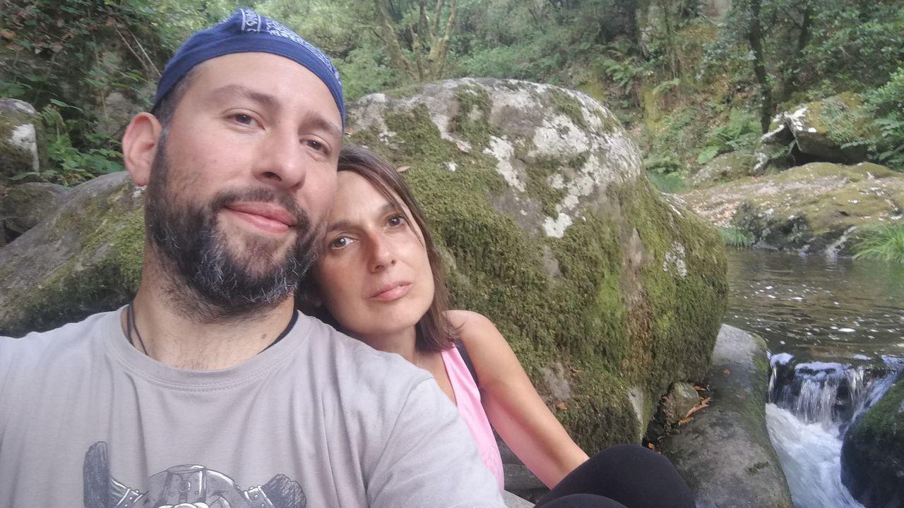 Ambiente de terrazas en Lugo en la fase 1.Jordi Sánchez y Olga Escolano