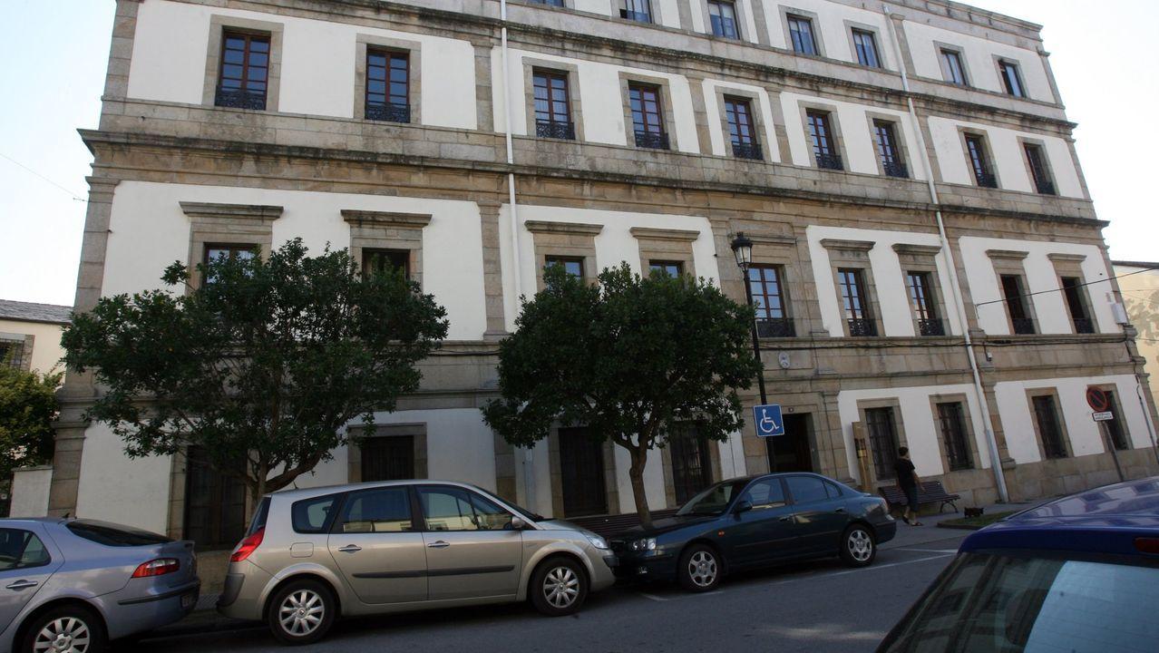 Juzgado de Oviedo, Audiencia Provincial de Oviedo