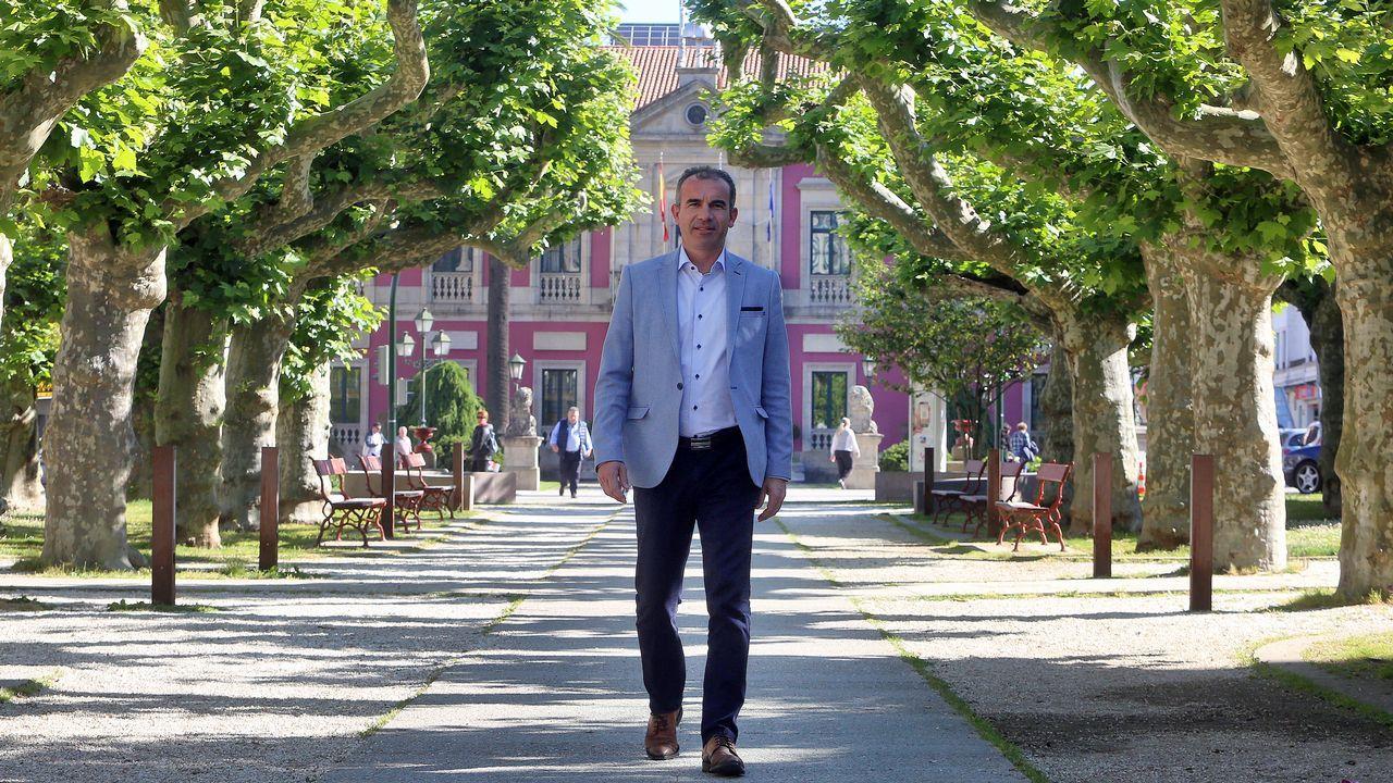 Oriol Junqueras, que se encuentra en prisión provisional, jura o promete su cargo