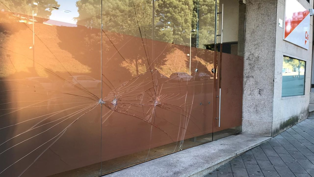 «Grupos violentos coordinados» en las capitales catalanas