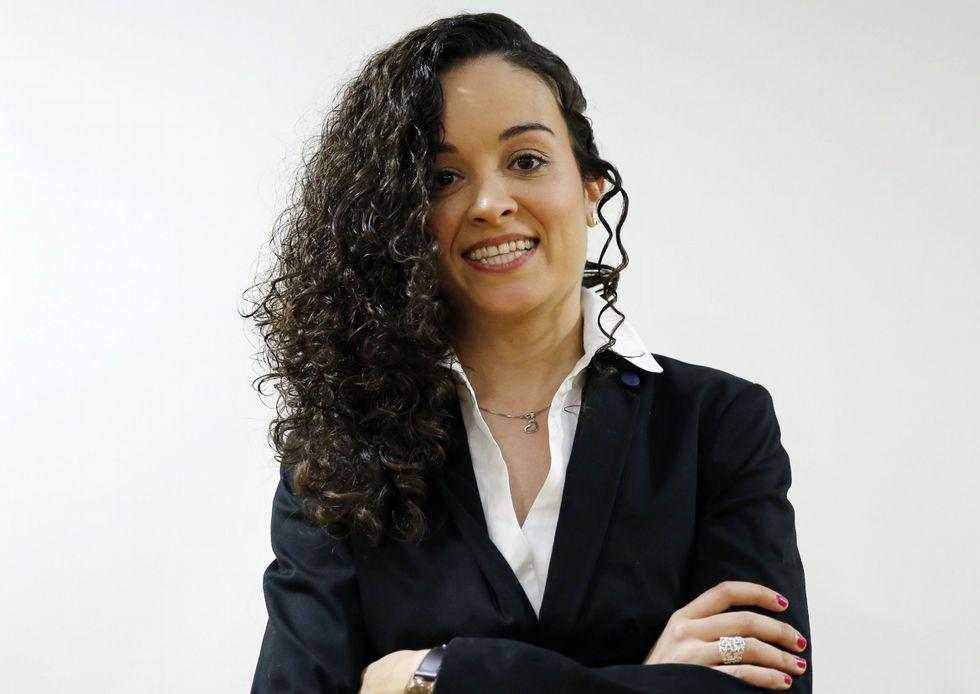 A la alaricana Nuria Fernández le gustaría ejercer en el rural.