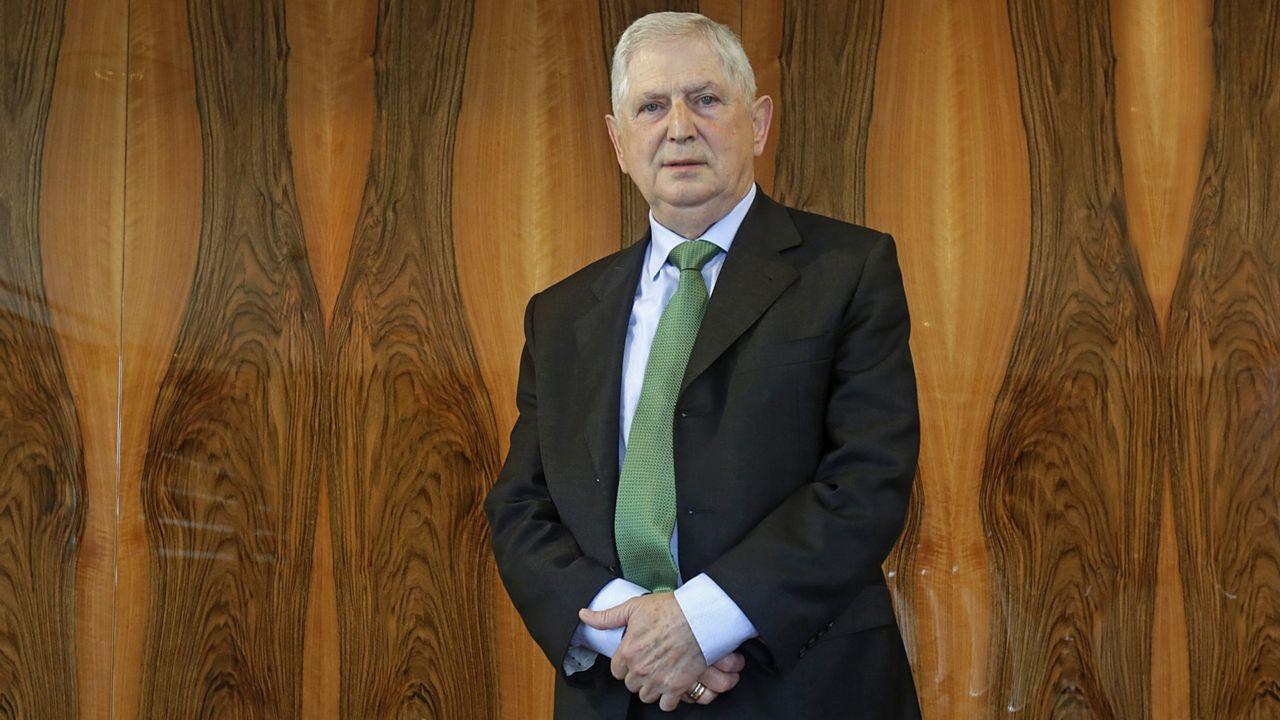 «Llevaba ocho años trabajando para Inditex y no conocía a Amancio Ortega».El Rey Felipe VI en el encuentro empresarial Reino Unido-España, Londres