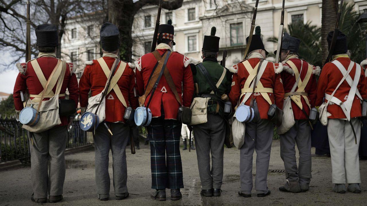 La guerra de la Independencia volvió a Elviña
