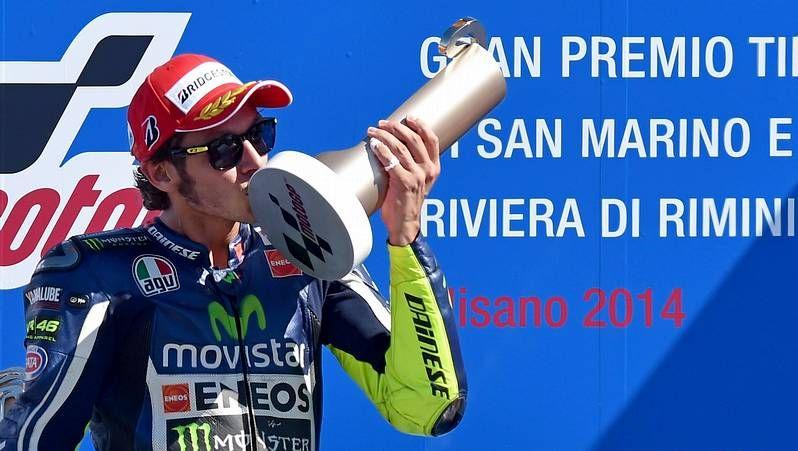 El Gran Premio de San Marino, en imágnes