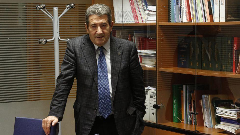 Fermín Álvarez Lata, presidente de ANIE, Asociación Nacional de Inspectores de Educación