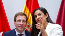Martínez-Almeida (PP) y Villacís (Cs), alcalde y vicealcaldesa de Madridi se han repartido la concejalías sin contar con Vox