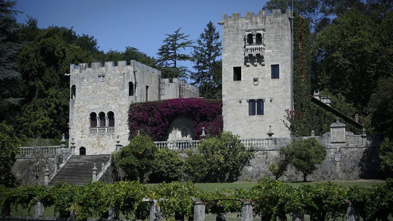 La Casa Gótica de Betanzos, antes de su desaparición