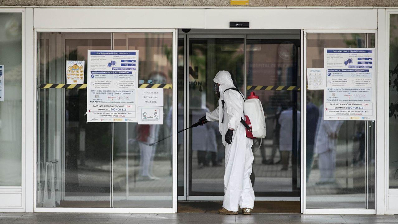Comienza un nuevo curso en la Escola Universitaria de Enfermería