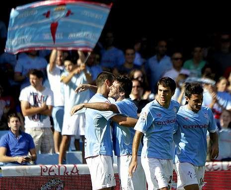 Vídeo de los goles y las mejores jugadas del partido Celta 2-Osasuna 0.La alegría se apoderó del cuadro celeste en su primera victoria de la temporada.