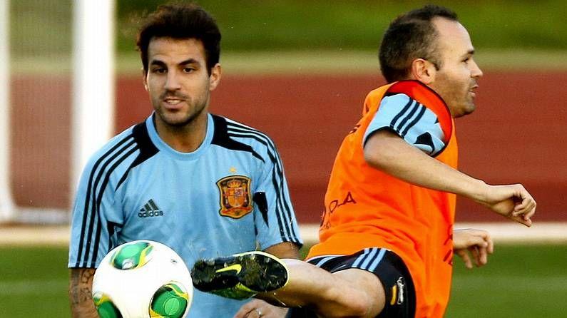 Las selecciones preparan la última jornada de clasificación para el Mundial de Brasil.Valdés abandona el Soccer City lesionado