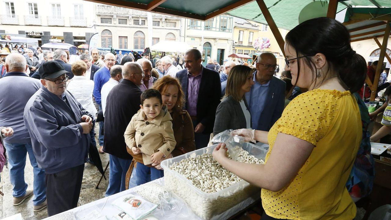 El covid-19 obligó a suspender en Lourenzá la fiesta gastronómica anual, que este año cumpliría treinta ediciones