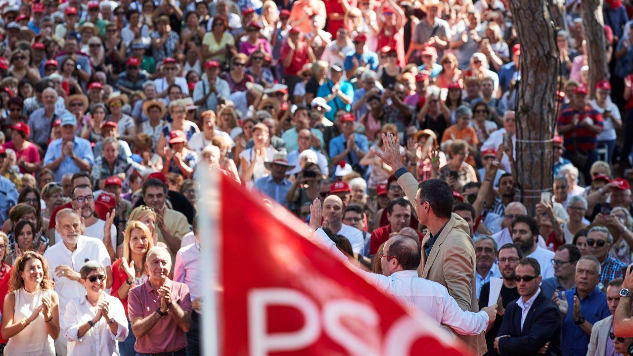 El álbum de fotos de Jácome en el Foro La Toja.El alcalde José Novo Freire, votando en unas elecciones autonómicas