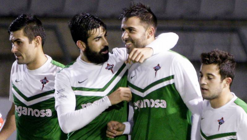 Joselu lleva seis goles con el Racing de Ferrol en la liga