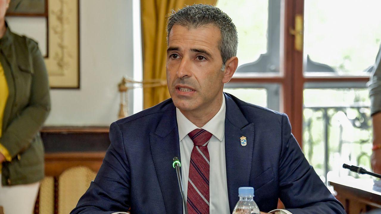 Galicia y Asturias abordan sus desafíos en el foro Encuentros en el Eo.El conflicto tuvo lugar en el entorno del auditorio