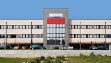El instituto de Secundaria de La Corredoria (Oviedo)