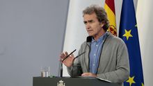 Fernando Simón analiza la evolución del coronavirus en España