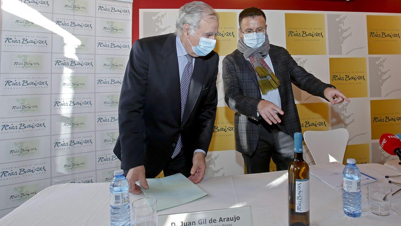 El representante de los Veintisiete, Michel Barnier