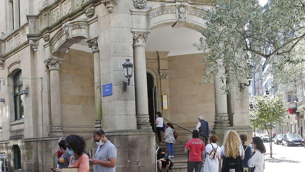Las oposiciones de Correos en Oviedo
