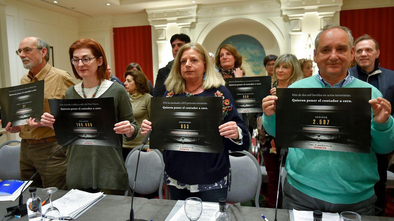 Manifiesto de las víctimas de terrorismo ante el final de ETA