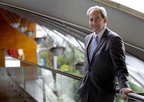 González-Páramo participó ayer en un encuentro con directivos en A Coruña.