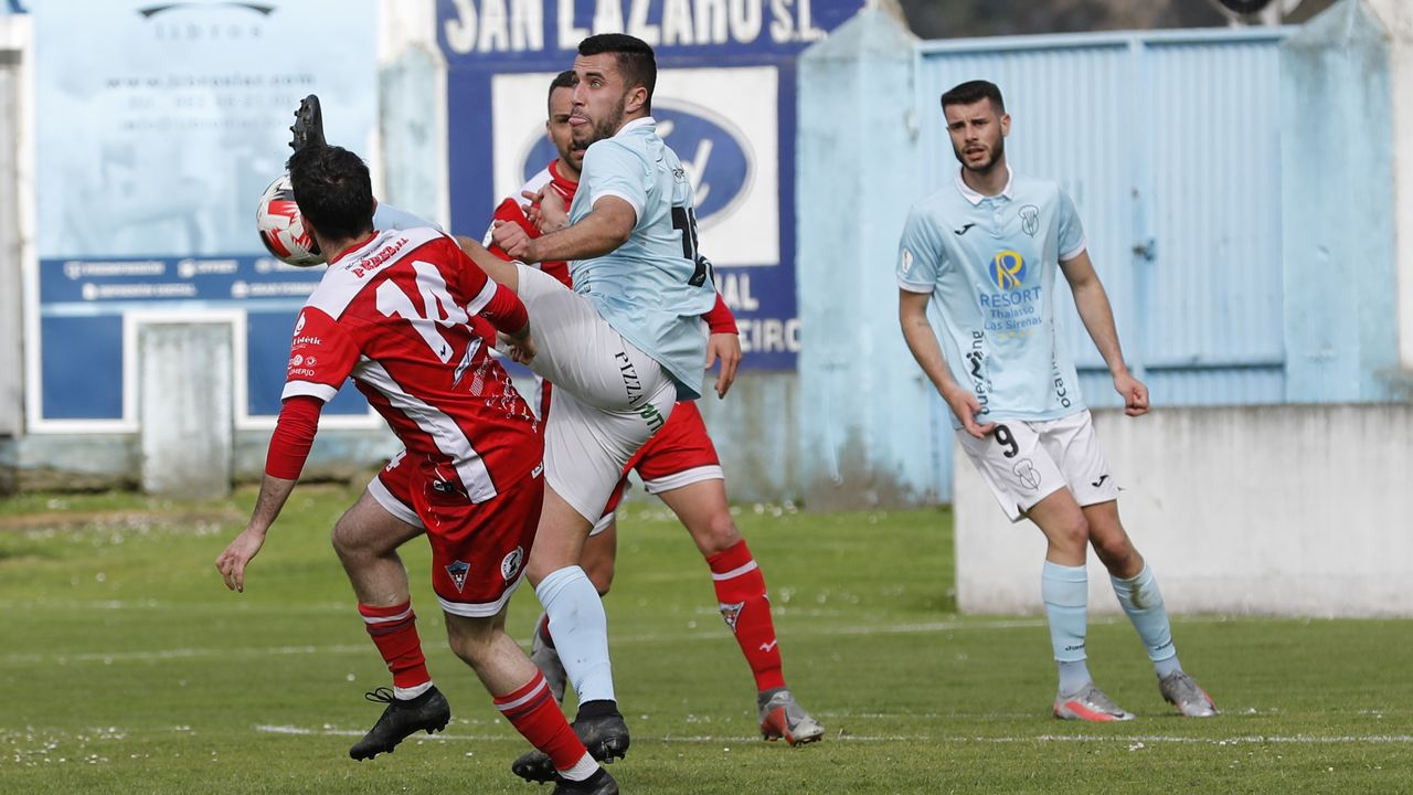 Fútbol Foz - Ribadeo.La UD Ourense inicia la segunda fase ante el Viveiro con la necesidad de no fallar en casa