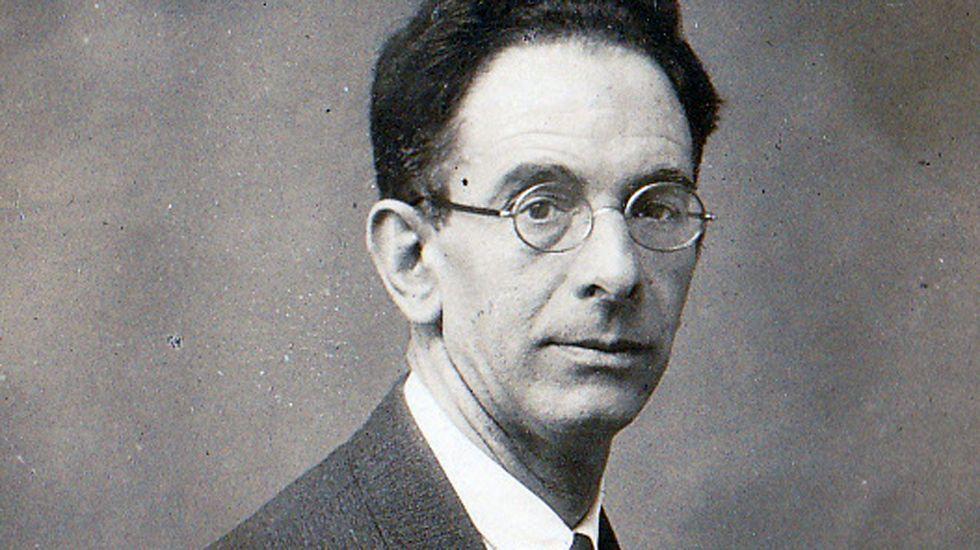 Leopoldo García-Alas García-Argüelles, en una foto tomada en Madrid, en 1936.Leopoldo García-Alas García-Argüelles, en una foto tomada en Madrid, en 1936