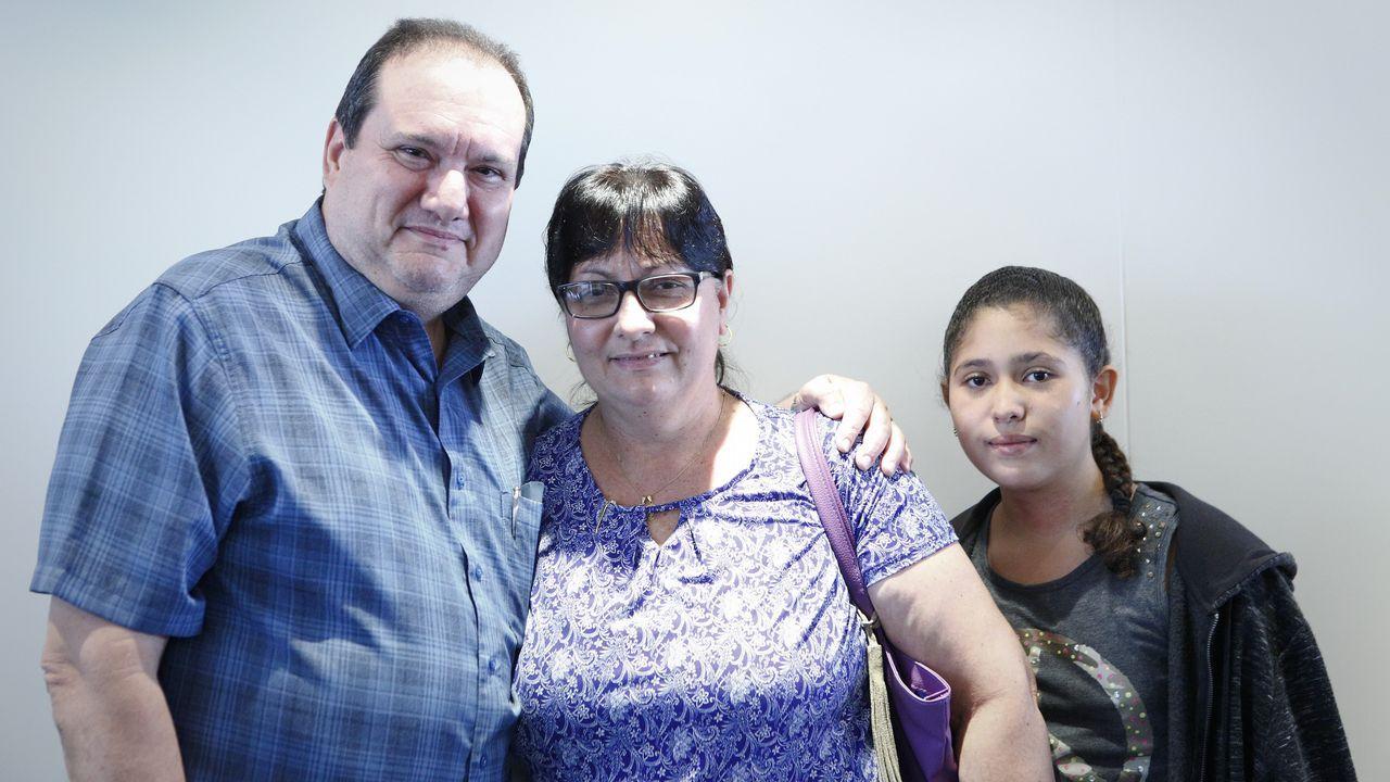 Adriana Asorey obtuvo una ayuda de Emigración para montar su tienda en Santiago