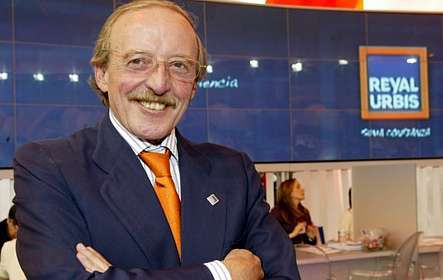 Santamaría sorprendió a todos en el 2006 lanzando una opa sobre Urbis cuando presidía Reyal.